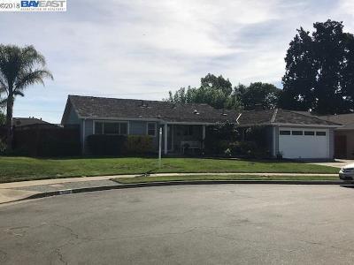 Fremont Single Family Home For Sale: 5338 Laramie Court
