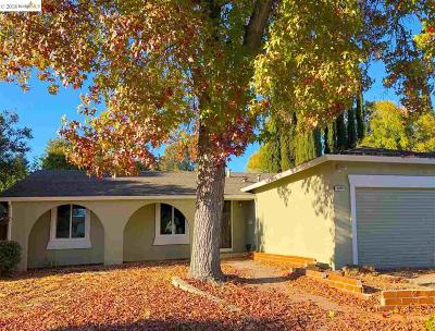 Antioch Single Family Home For Sale: 2204 Lopez Dr