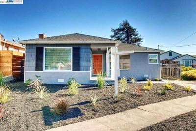 Richmond Single Family Home For Sale: 722 Wilson Avenue