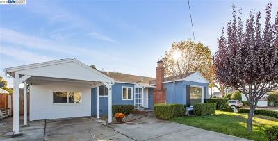 San Leandro Single Family Home New: 1398 Manor Blvd