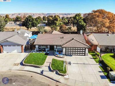 Fremont Single Family Home Price Change: 2827 Sterne Pl