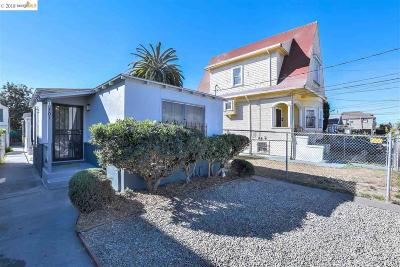 Multi Family Home For Sale: 701 32nd Street
