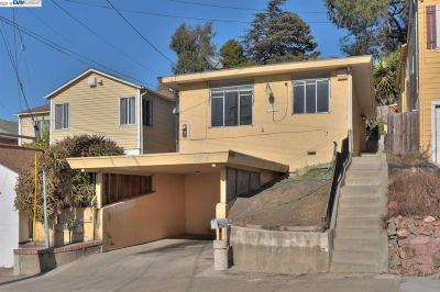Oakland Single Family Home For Sale: 2515 Truman Ave