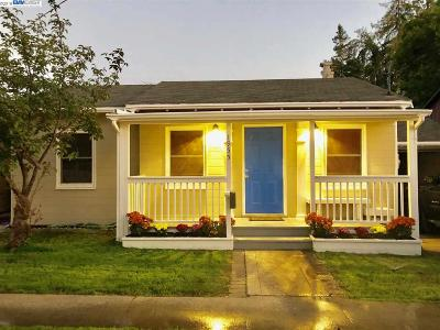 Hayward Single Family Home For Sale: 1955 Wingate Way