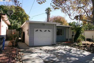 Concord Single Family Home New: 2844 Loma Vista Ave