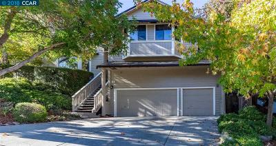Pleasant Hill Single Family Home Price Change: 46 Paso Nogal Ct