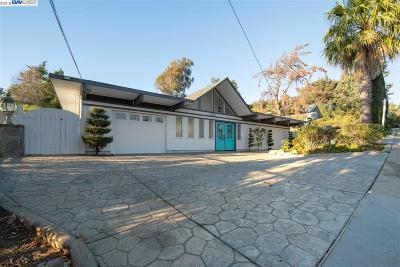 Castro Valley Single Family Home For Sale: 5966 Greenridge Rd