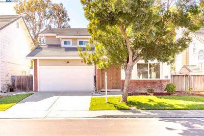 Union City Single Family Home For Sale: 4756 Cabello St