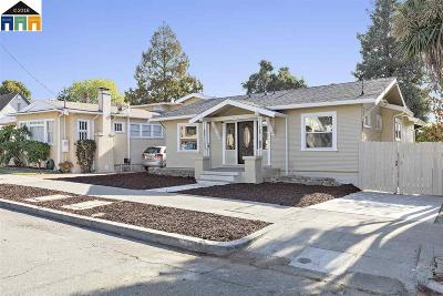 Oakland Single Family Home For Sale: 2808 Madera Ave