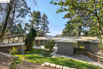Oakland Single Family Home For Sale: 2731 Chelsea Dr