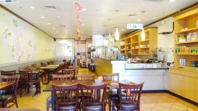 Newark Business Opportunity For Sale: 39115 Cedar Blvd