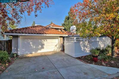 Pleasant Hill Single Family Home For Sale: 50 Foothill Pl