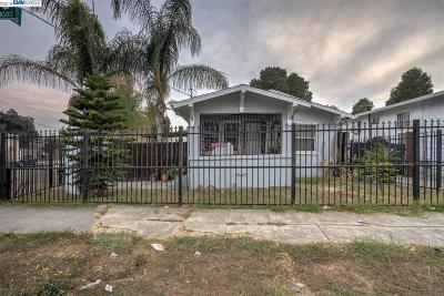 Oakland Single Family Home New: 10923 Foolhill Bvld