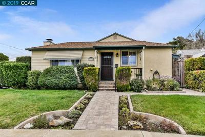 Castro Valley Single Family Home For Sale: 20206 Sapphire St