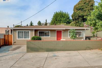 San Leandro Single Family Home Active - Contingent: 2011 150th Ave
