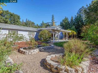 Moraga Single Family Home For Sale: 308 Rheem Blvd