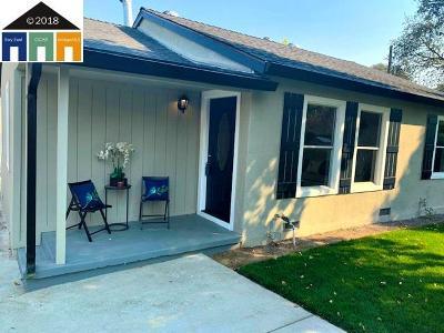 Pleasanton Single Family Home New: 360 Abbie Street