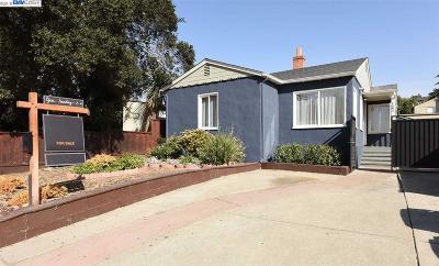 San Leandro Multi Family Home New: 1686 Grand Ave