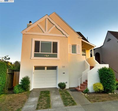 San Francisco Single Family Home For Sale: 25 Chaves Ave