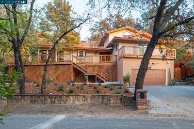 Walnut Creek Single Family Home New: 1500 Homestead Avenue