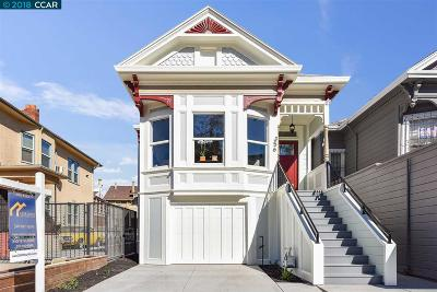 Oakland Multi Family Home For Sale: 356 W Macarthur Blvd