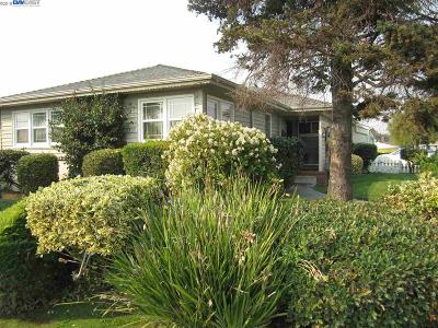 San Leandro Single Family Home Pending Show For Backups: 14868 Towers St