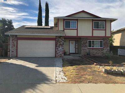 Antioch Single Family Home New: 3600 Gallagher Cir