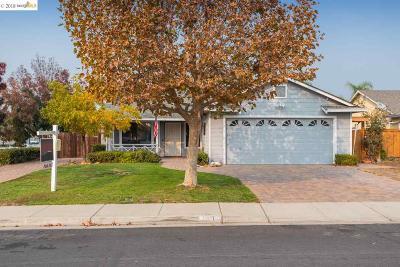 Oakley Single Family Home New: 1512 Fontes Way