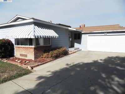 Newark Single Family Home New: 35526 Garrone Pl