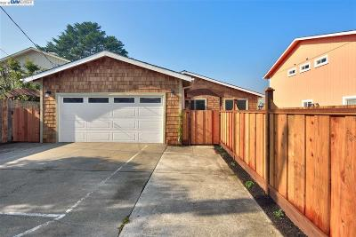 San Mateo County Single Family Home New: 461 Lancaster Blvd