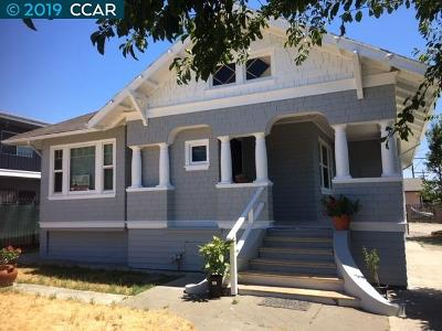 Oakland Single Family Home For Sale: 2000 90th Ave