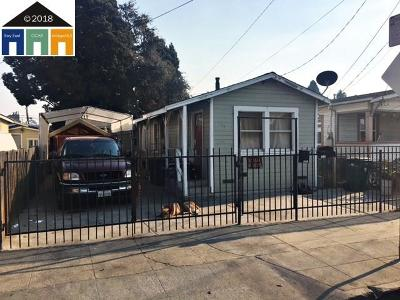 Oakland Multi Family Home For Sale: 1124 58th