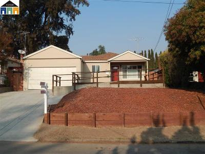Hayward CA Single Family Home New: $699,000