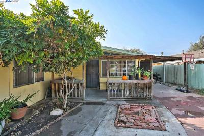 Hayward CA Single Family Home New: $499,000