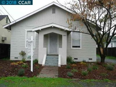 Concord Single Family Home For Sale: 1884 N 5th St