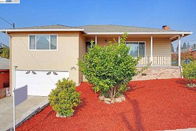 Castro Valley Single Family Home New: 4830 Lodi Way