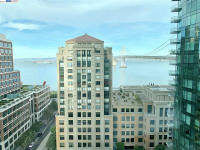 San Francisco Condo/Townhouse For Sale: 301 Main Street, #20d