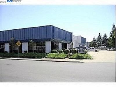 Hayward Commercial For Sale: 25613 Dollar St