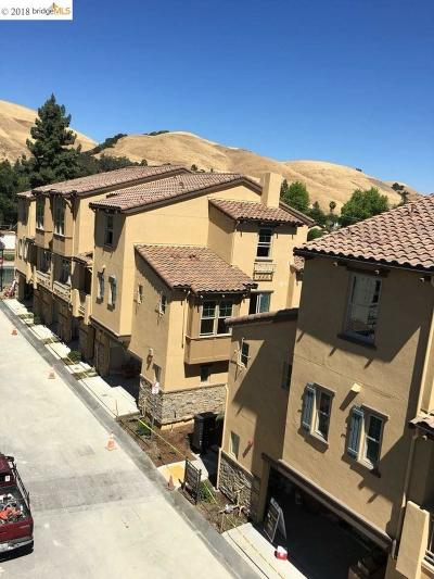 Fremont CA Condo/Townhouse New: $1,059,880