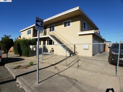 Alameda County, Contra Costa County, San Joaquin County, Stanislaus County Multi Family Home New: 2733 Short St