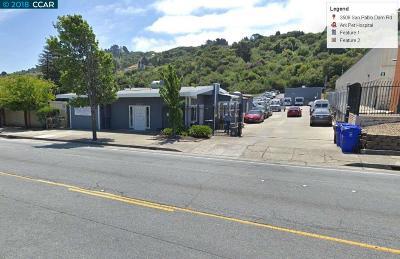 El Sobrante Commercial For Sale: 3508 San Pablo Dam Rd.