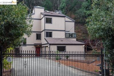 Oakland Single Family Home For Sale: 8909 Sage Road