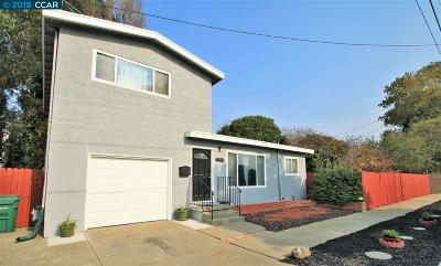 Albany, Berkeley, Concord, El Cerrito, El Sobrante, Emeryville, Hayward, Hercules, Lafayette, Orinda, Piedmont, Pinole, Pleasant Hill, Richmond, Rodeo, San Lorenzo, Union City, Walnut Creek Single Family Home New: 3221 Moran Ave