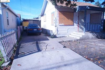 San Leandro Single Family Home Active-Reo: 1531 Thrush Ave