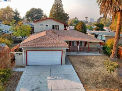 Concord Single Family Home Price Change: 1273 5th Ave