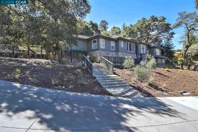 Orinda Single Family Home New: 5 Sunrise Hill Rd