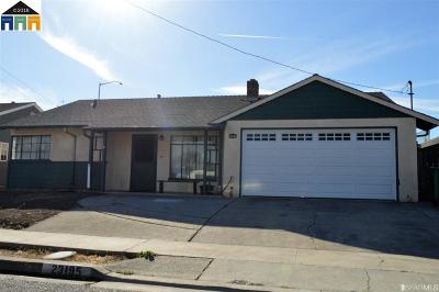 Hayward CA Single Family Home New: $599,999