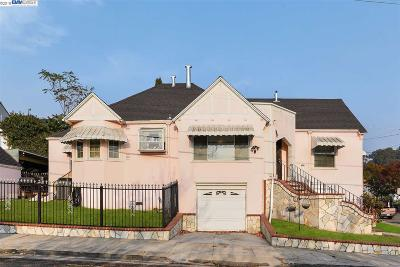 Oakland Single Family Home New: 3201 Millsview
