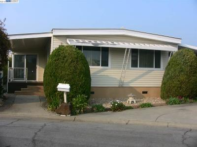 Hayward Mobile Home For Sale: 1150 W Winton