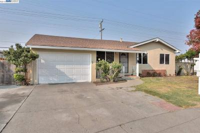 Fremont CA Single Family Home New: $899,950